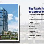 Big Apple Block A Podium & Central Park West