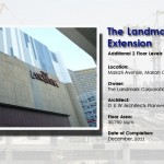The Landmark  Makati Extension