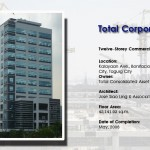 Total Corporate Center 1